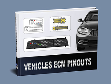 AUTOMOTIVE ECM PINOUTS